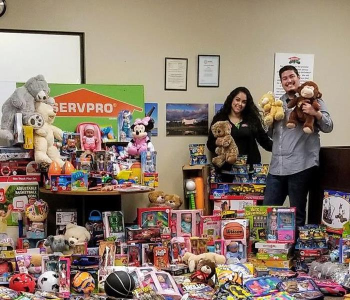 Toy Drive For Gospel Center Rescue Mission Shelter of San Joaquin County