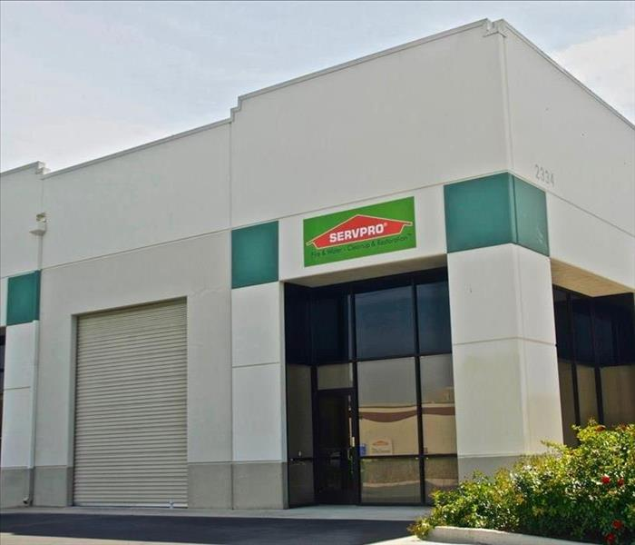 SERVPRO of Stockton Sign