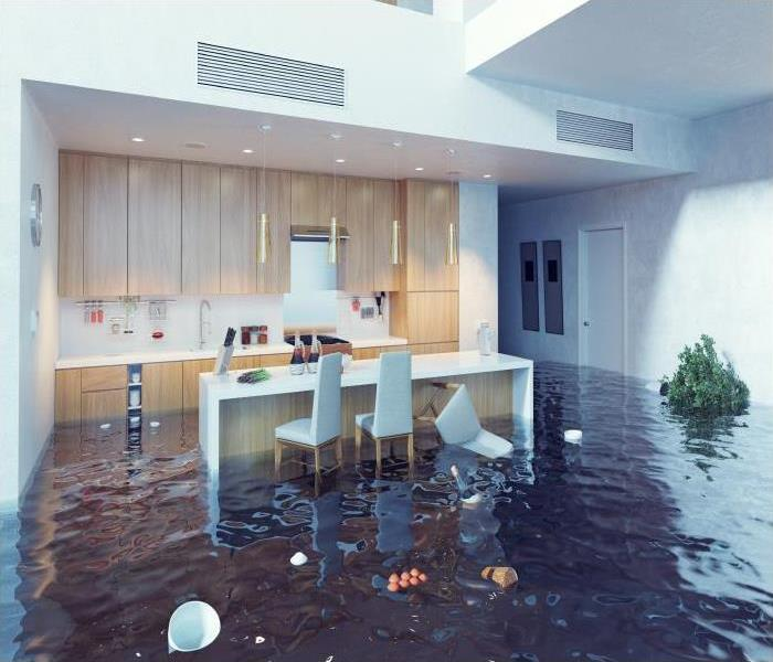 Storm Damage Common Issues With Flooding In Your Stockton Home