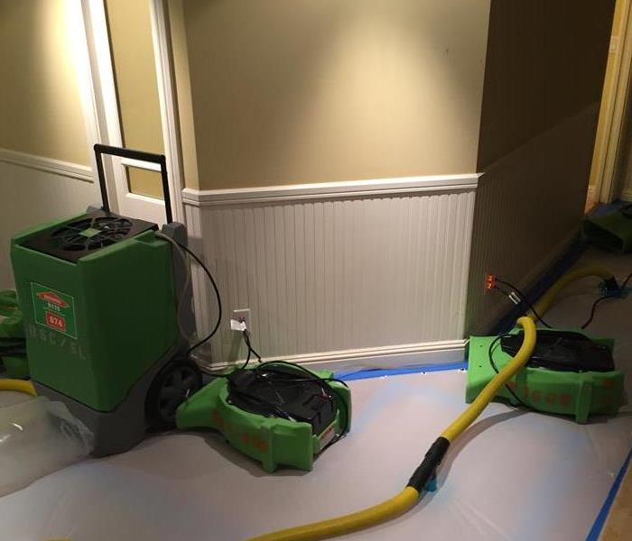 Water Damage Why it is Important to  Establish Moisture Equilibrium in Your Stockton Home