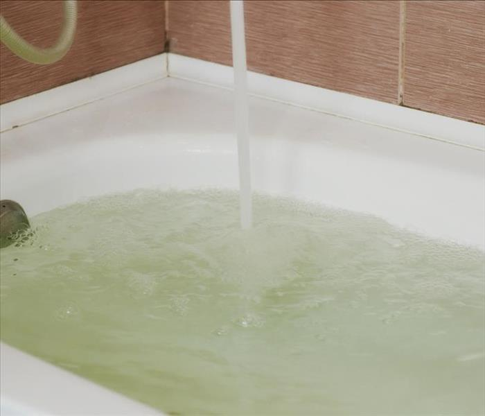 Water Damage Loosened Tub Seals Can Lead to Water Damage in Your Stockton Home