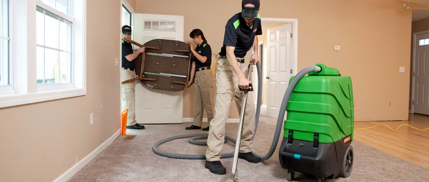 Stockton, CA residential restoration cleaning